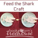 Feed the Shark Craft for Kids