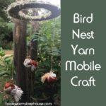 Bird Nest Yarn Craft and Printables