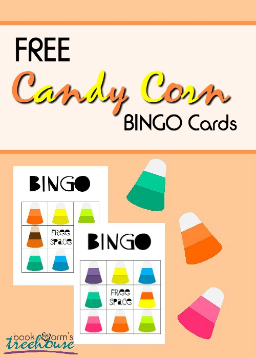 Free Candy Corn BINGO Cards