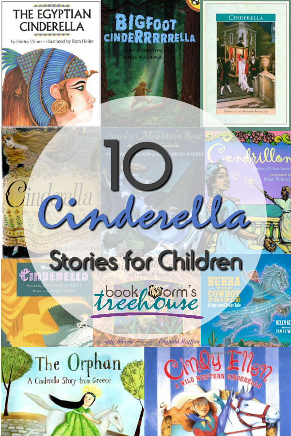 Cinderella Stories for Children